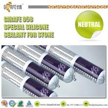 new silicone sealant for stone 590ml marine caulking