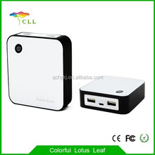 Power Tech Plus Battery Charger Mobile Power Bank 7500mah for Cell phone