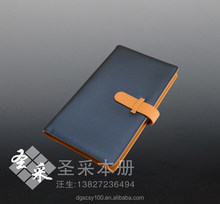 Wholesale elegant PU leather persionalized CD case, CD box