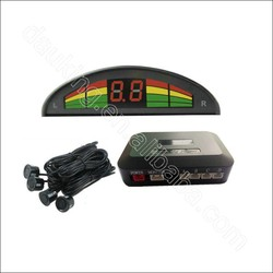 factory universal high quality LeD display car ultrasonic sensor /car parking sensor system