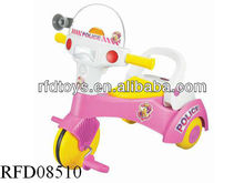 Lovely and fashion children ride on tricycle for sale