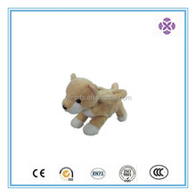 customized assorted dog shape coin bag, plush animal keychain, mini plush animals