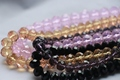 caliente la venta al por mayor de joyería de cristal rondelle cuentas en a granel