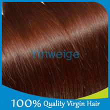 100% Virgin Human Hair, Straight Wave, 8-30-inch Abundant Stock, Very Popular in Europe