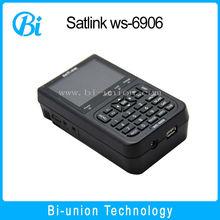 Satlink Satellite Finder Meter WS-6906 dvb-s digital satellite finder meter sf600