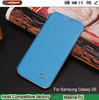 diamond pattern Mobile Phone Case for Samsung s6 flip leather case for G9200 phone card bracket shell