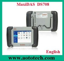2015 New Autel MaxiDAS DS708 works with Asian, European and American cars