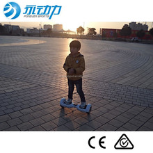 2015 new item high quality two wheels self balance standing children electric scooter