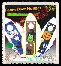 Halloween Foam Door Hanger Kits for Kids DIY Toys