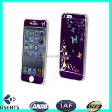 anti-scratch colourful screen protector film for iphone,tempered glass screen protector screen