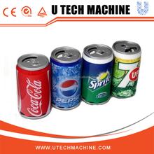 Aluminum Beverage Cans Non Alcoholic Malt Beverage Rinser/Filler/Capper Equipment/Plant