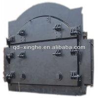high quality cast iron oven door part
