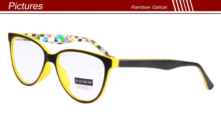 New Style Fancy Color 2015 Spectacles China Wholesale Optical ...