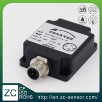 high accuracy 4-20mA current output inclinometer ZCT1360J-LPS-A-70