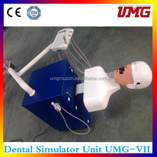 Dental teaching material Movable simulated therapy machine medical teaching supplies