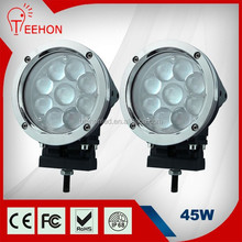 LED work driving light for motorcycle 45w led sewing machine work light