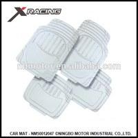 XRACING 2015 TRANSPARENT PVC car mats