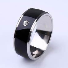 Wholesale magic ring NFC intellingent timer smart ring for smart phone