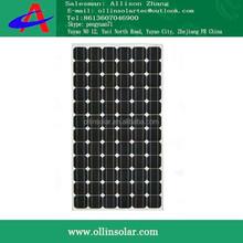 Sell 150W 160W 170W 180W 190W 200W Mono Solar Panels