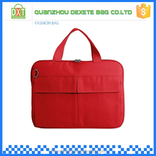 Wholesale high quality fashion designed microfibre customized colorful laptop sleeve