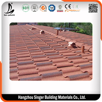 Cheap Galvanized Types Metal Roof Tiles Architecture Roofing Sheets