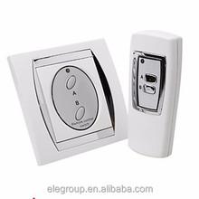 Remote Control Switch 2-Channel Digital Wireless Power