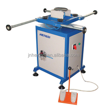 rotated sealant-spreading table/double glass machine/glass making/processing machine/auto glass