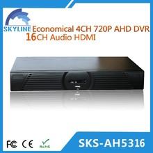 hot sale 16ch HD AHD DVR SKS-AH5316