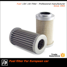 High quality custom stainless steel fabrication fuel filter