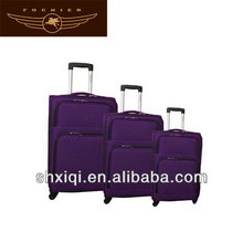 Cartoon 2014 luggage strap with durable valise for kids