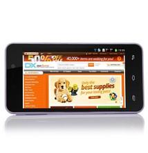 DOOGEE DG800 2000mAh Battery 1GB RAM 8GB ROM 4.5inch QHD Screen 8MP+13MP Camera Mobile Phone with MTK6582