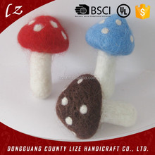 Newest design top quality Handemade Wool christmas decorations