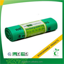 Compostable Caddy Liners plastic Garbage Bag on Roll