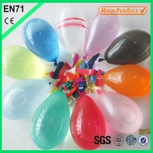 Hebei Water Balloon manufacture latex free water balloons for holi holiday