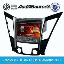 car gps navigation cd player for hyundai sonata digital touch screen car radio with bluetooth SD USB phonebook