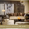 JS16-03 Market Selling Living Room Furniture Sofa From JL&C Luxury Home Furniture New Sofa Designs (China Supplier)