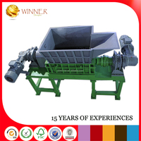 Tyre Shredder manual paper shredder parts gears Automatic
