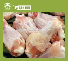 Saludable delicioso piernas de pollo