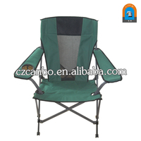 CB124-3Reclining Folding /Yes Folded Beach/Fishing Chair with Cup Holder