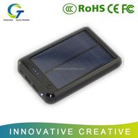 20000mAh Portable Waterproof Dual USB External Solar Power Bank Battery Charger