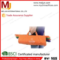 Meljun Hot Sale reusable Trolley bags for supermarket shopping/ unique reusable shopping bags/hot sale trolley luggage bag