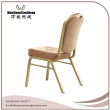 ingrosso wxl199 sedia di banchetto con oro o argento finitura