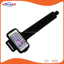 Wholesale outdoor sport gym Jogging velcro arm band mobile phone case