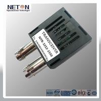 1*9 155Mbps 20KM CWDM optical transceiver module in1550nm dfb