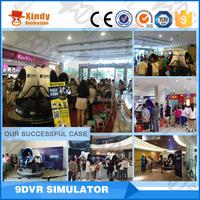 virtual reality 9d egg vr 9d cinema/motion chair gyro ride