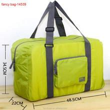 Foldable Ristop Nylon Waterproof Duffel Bag