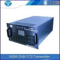 500w cofdm transmitter dvb-t/t2