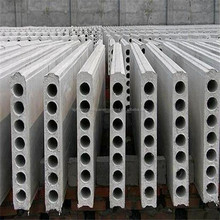 Mgo Sound insulation and heat preservation concrete hollow lightweight partition wall panels