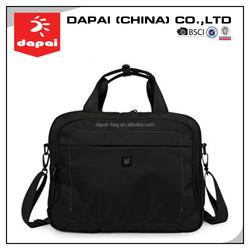 stock bag!Quanzhou dapai new design 2015 Waterproof Business Laptop Bags Black Men Laptop Bag
