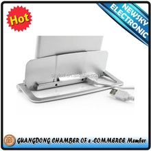 mobile charger stand for iPad4 5 Foldable multi charger stand